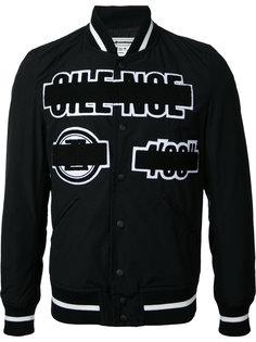Silence bomber jacket  Anrealage