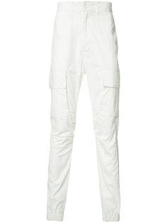 брюки с накладными карманами Stampd