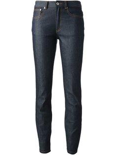 джинсы кроя скинни Cozzi A.P.C.