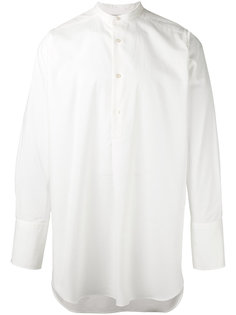 рубашка без воротника Stella McCartney