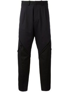 striped panel trousers Abasi Rosborough