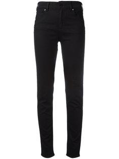классические джинсы скинни Armani Jeans
