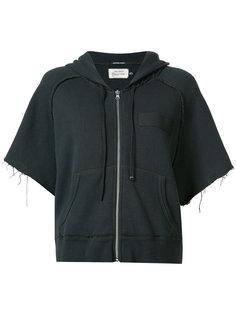 zip up hoodie  R13