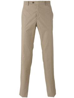 брюки-чинос кроя слим Etro