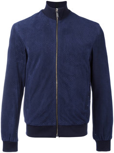 перфорированная куртка Bikkembergs