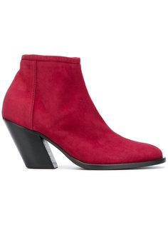 side zip ankle boots A.F.Vandevorst