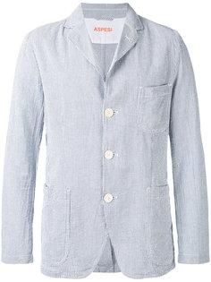 полосатый пиджак Aspesi