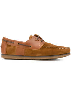 Capstan boat shoes Barbour