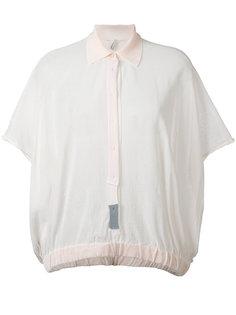 блузка с потайной планкой Boboutic