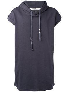 shortsleeved drawstring hoodie Damir Doma