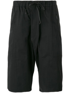 шорты с эластичным поясом Isabel Benenato