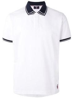 футболка-поло с контрастной окантовкой Rossignol