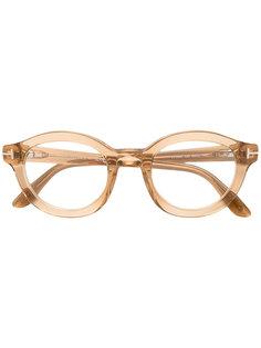 round frame glasses Tom Ford Eyewear