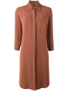 платье-рубашка Alberto Biani