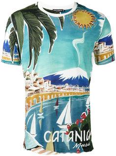 футболка Catania Dolce & Gabbana