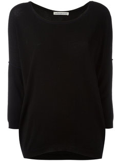 round neck top  Stefano Mortari