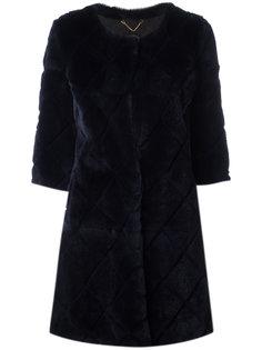 пальто с укороченными рукавами Liska