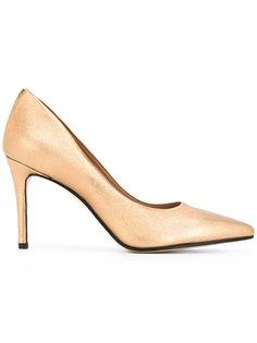 туфли с отделкой металлик Marc Ellis
