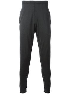 спортивные брюки с вышивкой Label Under Construction