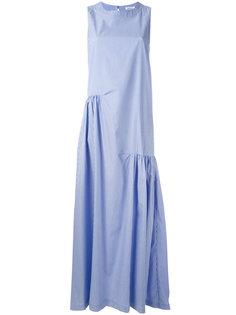 короткое платье в полоску P.A.R.O.S.H.