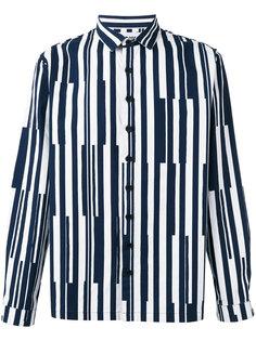 striped shirt  Sunnei