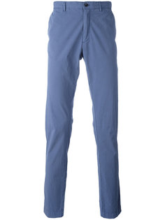 облегающие джинсы Hackett