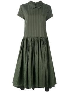 расклешенное платье Rundholz
