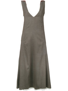 v-neck dress Toga