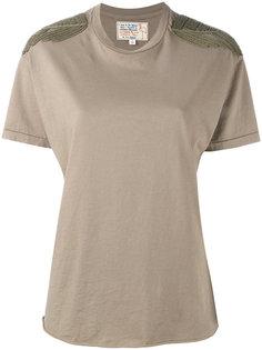 футболка прямого кроя  Sandrine Rose