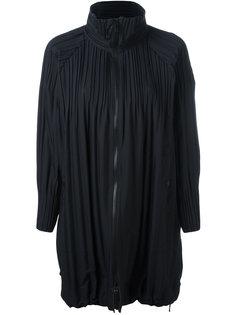 плиссированная куртка с высокой горловиной Pleats Please By Issey Miyake