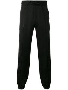 спортивные брюки с полосатой окантовкой Marc Jacobs