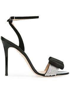Minimal bow sandals  Giuseppe Zanotti Design