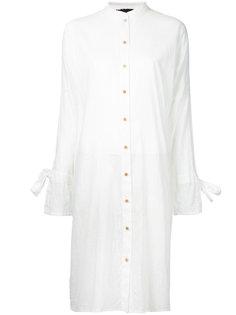 square shirt dress Kitx
