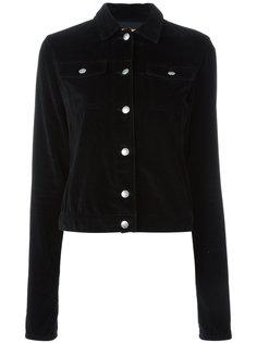 velvet jacket Helmut Lang Vintage