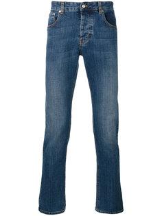 denim jeans Ami Alexandre Mattiussi
