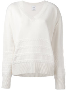 v-neck sweater Barrie