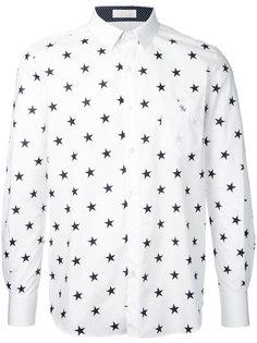 рубашка с принтом звезд Education From Youngmachines