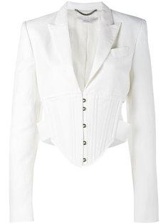 укороченный пиджак Abigail  Stella McCartney