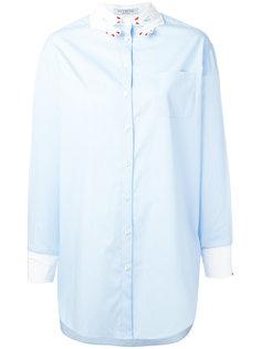 рубашка cuculo Vivetta