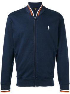 спортивная куртка на молнии Polo Ralph Lauren