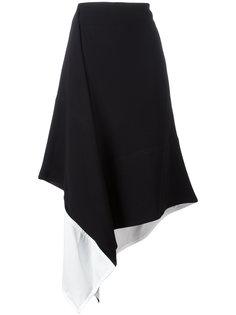 асимметричная юбка Marni