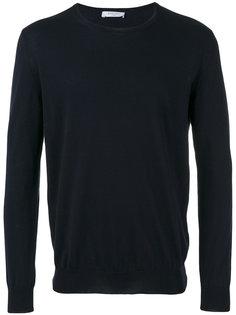 свитер с круглым вырезом  Boglioli