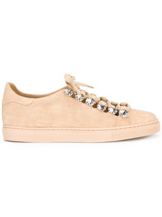lace up studded trainers  Toga Pulla