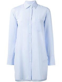 рубашка-туника в полоску  Valentino