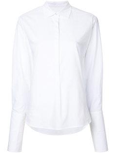 рубашка с завязкой на бант Co-Mun