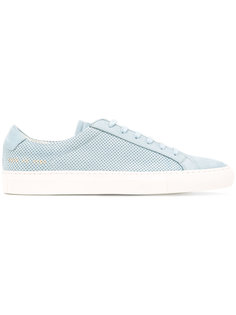 кеды Achilles Low Perforated  Common Projects