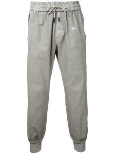 спортивные брюки с эластичным поясом Off-White