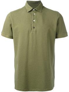 классическая рубашка поло Al Duca D'Aosta 1902