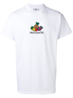 fruit print T-shirt Gcds