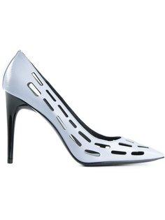туфли с вырезными деталями  Kenzo